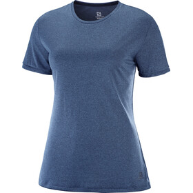 Salomon Comet Classic Camiseta Mujer, night sky heather